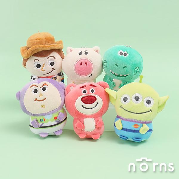 迪士尼軟QQ系列3吋小吊飾- Norns 正版授權 Disney 玩具總動員
