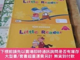 二手書博民逛書店RISE罕見瑞思學科英語 Little Reader stage 1 semester1 +semester2 兩