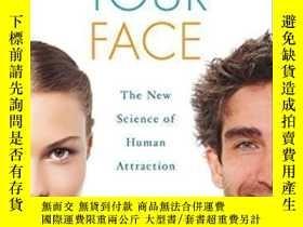 二手書博民逛書店In罕見Your Face: The New Science Of Human Attraction (macsc