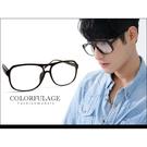 東區店面時尚小物 低調霧面黑膠框眼鏡鏡框 中性單品【NY124】單支價格