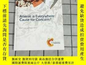 二手書博民逛書店Arsenic罕見Is Everywhere: Cause for Concern? 進口原版 Y268220