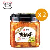 宗家府泡菜1.2公斤(日式風味)*2罐/組