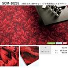 15米一捲 表面耐磨 花紋地板卷材 客廳 日本地板材/CM10235