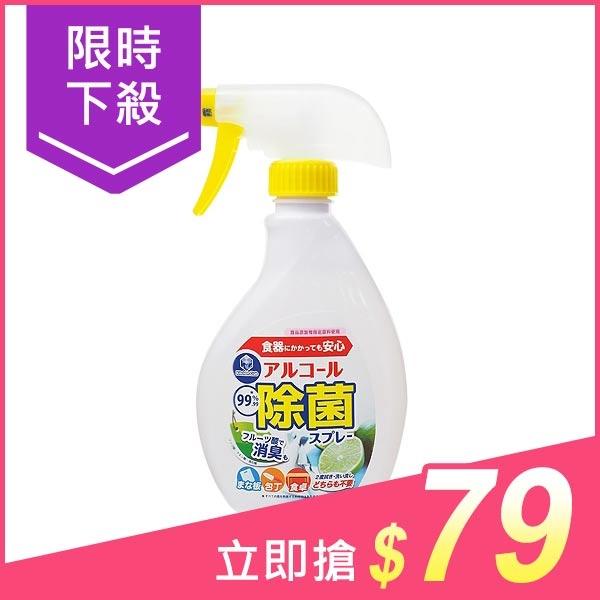 日本 第一石鹼 廚房酒精清潔噴霧(400ml)【小三美日】原價$89