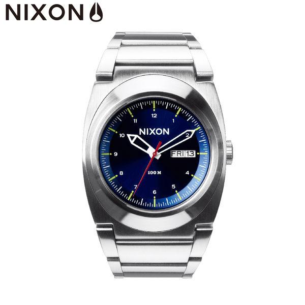 NIXON手錶 原廠總代理 A358-1258 THE DON 原鋼色 美式休閒款 男女適用 運動潛水 生日 情人節禮物