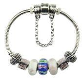 串珠手鍊-琉璃飾品經典款生日情人節禮物女配件2款73ay221【時尚巴黎】