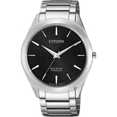 CITIZEN 星辰 光動能鈦金屬手錶 BJ6520-82E