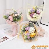 買一送一玻璃紙魅力無限彩色透明鮮花包裝紙超級品牌【桃子居家】