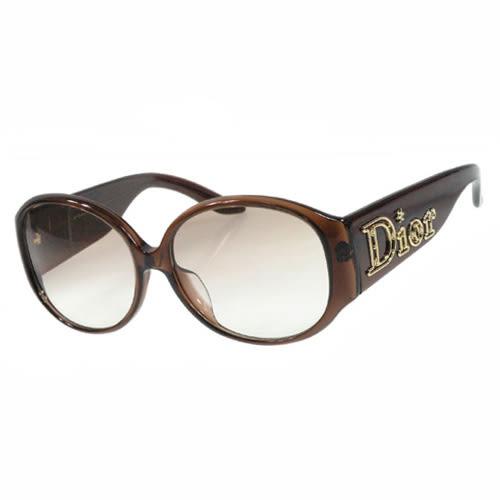 Christian Dior 總代理太樺公司貨 時尚太陽眼鏡 (無附盒)