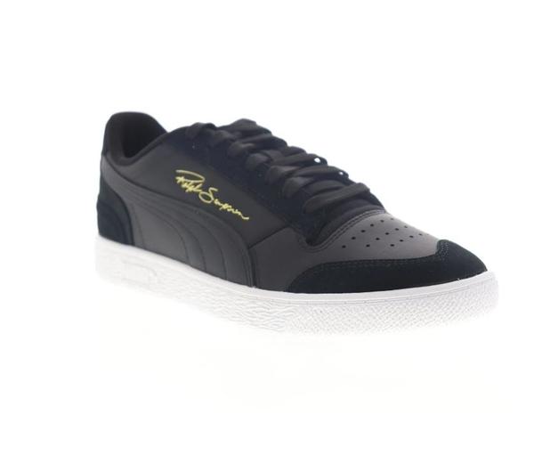 PUMA RALPH SAMPSON LO VINTAGE 男款黑色運動休閒鞋-NO.37176702