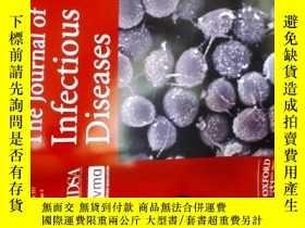 二手書博民逛書店The罕見Journal of Infectious Disea
