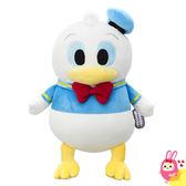 現貨 Hamee 日本 迪士尼 Mocchi Mocchi 細緻絨毛 療癒娃娃 玩偶抱枕靠墊 (唐老鴨) TA24726