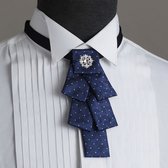 vivi領帶家族 -〉MIT男仕配件之 //造型領結 結婚、伴郎正式領結120-1