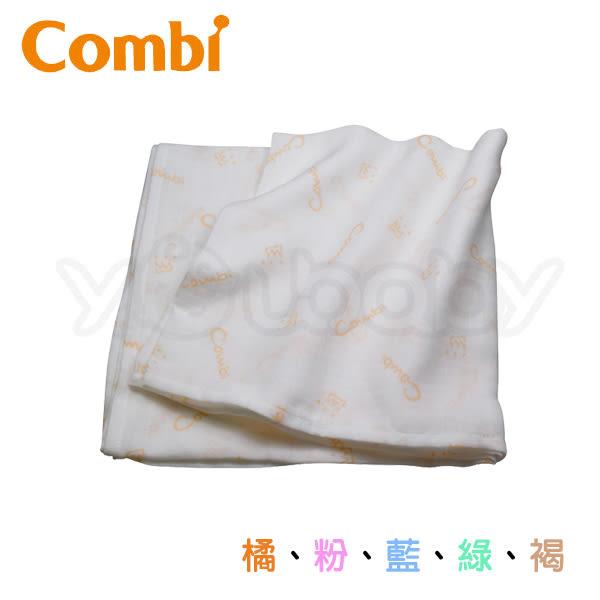 康貝 Combi 經典雙層紗布多用途浴包巾(1入) 五色