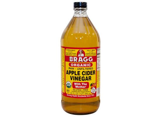 Bragg 阿婆有機蘋果醋 32oz(946ml)/瓶
