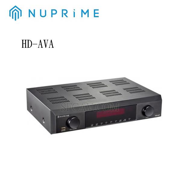 【竹北勝豐群音響】NUPRIME HD-AVA (DAC+AMP 200W) 環繞處理器-預購