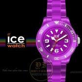 ICE Watch比利時潮流品牌 Classic SOLID系列玩色潮流腕錶/紫43mm CS.PE.UP.10公司貨