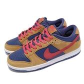 Nike SB Dunk Low Pro Papa Bear 卡其 藍 男鞋 滑板鞋 氣墊 【ACS】 BQ6817-700
