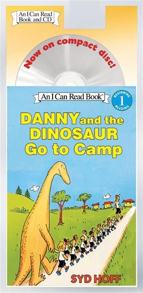 (二手書)An I Can Read Book Level 1: Danny and the Dinosaur Go to Camp  (..