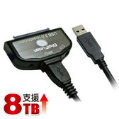 [富廉網] 伽利略 Digifusion U3TSIO-01 精裝版 SATA TO USB3.0 光速線