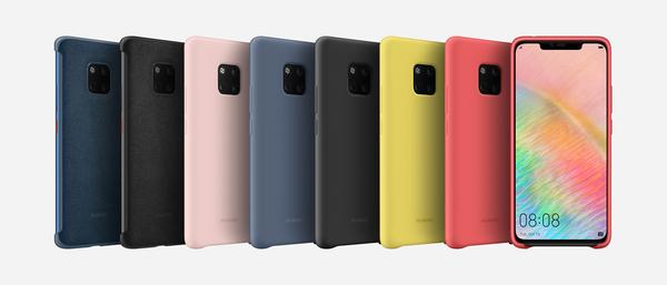 三星華為HUAWEI全系列 液態矽膠殼 不影響無線充電 全包款 適用於P30 Pro Note10+素色防摔抗震
