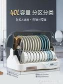 萬昌304不銹鋼家用台式消毒柜迷你小型桌面消毒碗柜廚房碟烘干機    (圖拉斯)
