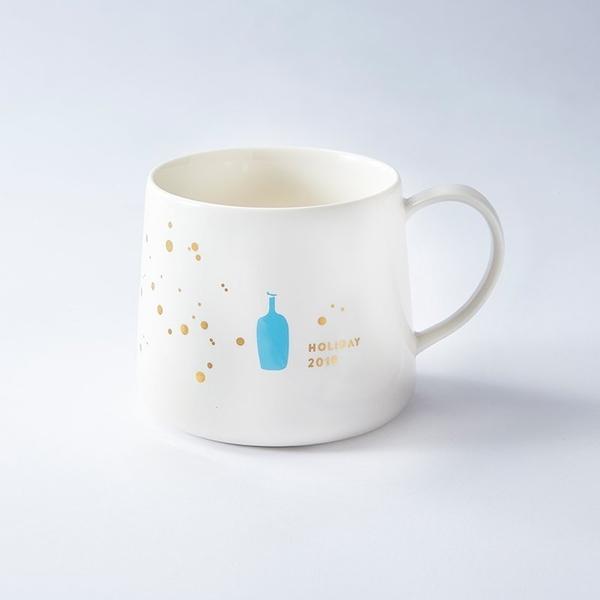 【藍瓶咖啡Blue Bottle Coffee】2019限定款金箔清澄馬克杯 350ml