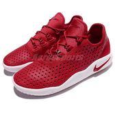【六折特賣】Nike 休閒鞋 FL-Rue 紅 白 低筒 洞洞設計 襪套式 運動鞋 男鞋【PUMP306】 880994-600