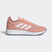 ADIDAS RUN70S [EE9799] 女鞋 運動 休閒 經典 復古 跑鞋 透氣 舒適 百搭 愛迪達 粉紅