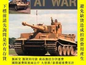 二手書博民逛書店Panzers罕見At War (the At War Series)-戰爭中的裝甲兵(At War系列)Y4