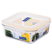 大廚師百貨-Glass Lock強化玻璃保鮮盒2600ml正方型密封盒RP535便當盒副食品保存盒