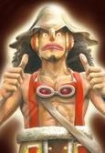 航海王肖像畫-騙人布 /300P/Ensky/海賊王 One Piece/日本進口拼圖