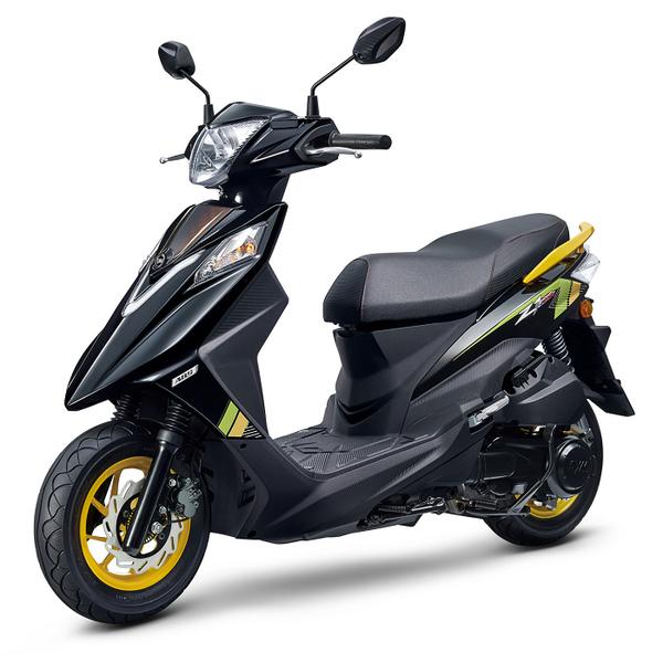 SYM三陽機車 Z1 attila 125 雙碟ABS版 2019新車