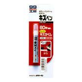 SOFT99 蠟筆補漆筆(紅色)