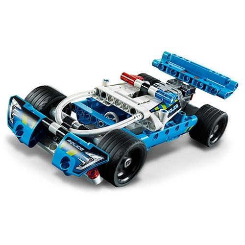 樂高積木 LEGO《 LT42091 》科技 Technic 系列 - 員警追逐車╭★ JOYBUS玩具百貨