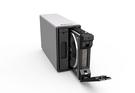 銳銨 STARDOM ST2-B3 (銀) USB3.0 2bay 2.5吋 磁碟陣列 硬碟外接盒