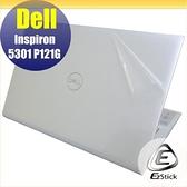【Ezstick】DELL Inspiron 5301 P121G 二代透氣機身保護貼 DIY 包膜