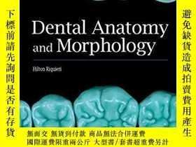 二手書博民逛書店英文罕見進口原版 數量有限 Dental Anatomy and