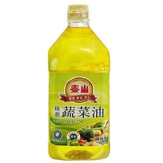 泰山 精選蔬菜油 1.5L