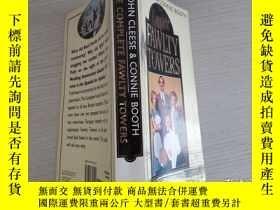 二手書博民逛書店The罕見Complete Fawlty Towers【實物拍圖