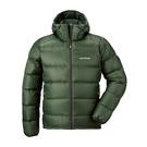 [mont-Bell] Men's Light Alpine 800FP 羽絨夾克外套/卡其綠 (1101532KHGN) 秀山莊戶外用品旗艦店