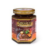 台塑玻璃黑胡椒醬180g【愛買】