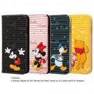 尼德斯Nydus 日本正 迪士尼 翻頁皮套 手機殼 米奇米妮 唐老鴨 小熊維尼 5.5吋 iPhone7 Plus