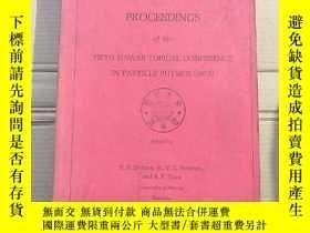二手書博民逛書店proceedings罕見of the fifth-haeaII topical conference in pa