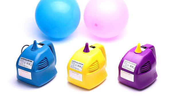 寶諾婚慶派對氣球布置 電動式氣球充氣泵 迷你打氣筒 氣球充氣機  韓小姐