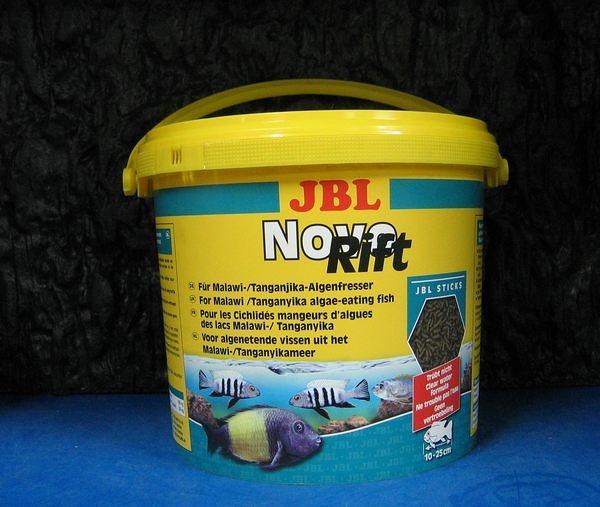 【西高地水族坊】德國JBL Novo Rift東非慈鯛大珍珠粒飼料(5.5L)