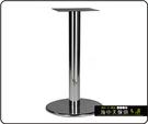 {{ 海中天休閒傢俱廣場 }} C-99 摩登時尚 餐桌腳系列 482-12 303餐桌腳/電鍍高腳