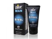 【愛愛雲端】pjur MAN STEEL 碧宜潤 鋼鐵英雄男性活力保養凝膠 50ml M400151
