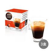 【雀巢咖啡】美式濃黑咖啡膠囊 (一組3盒)