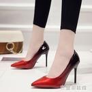 偽娘鞋 42大碼43碼胖腳女鞋10cm細...